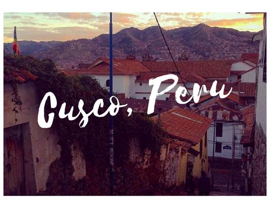 Cusco, Peru-3